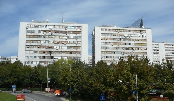 Novi Beograd autrement ; visiter Belgrade au-delà des évidences 23