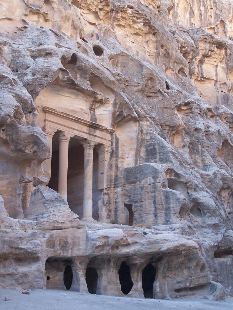 Tourisme Jordanie - Siq Al-Barid : la petite Petra ! 1