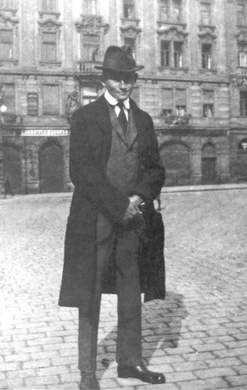 Visiter Prague sur les traces de Kafka 11