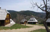 Drvengrad Kustendorf : l'ethnovillage de Kusturica près de Mokra Gora en Serbie 16