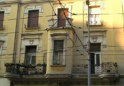 Novi Beograd autrement ; visiter Belgrade au-delà des évidences 56