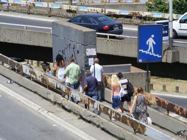 Novi Beograd autrement ; visiter Belgrade au-delà des évidences 38