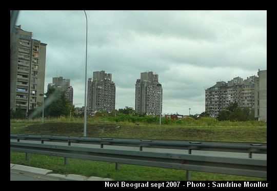 Novi Beograd autrement ; visiter Belgrade au-delà des évidences 12