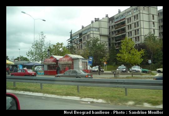 Novi Beograd autrement ; visiter Belgrade au-delà des évidences 17