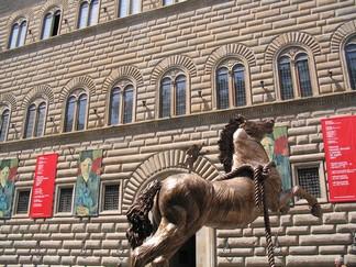 Guide Florence : Palais Strozzi (Firenze, Toscane) 1