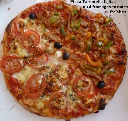 Pizzeria Portofino Port La Nouvelle ; la meilleure pizza de Port la Nouvelle 1