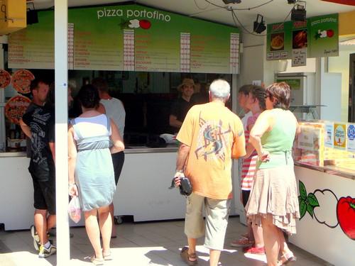 pizzeria portofino port la nouvelle