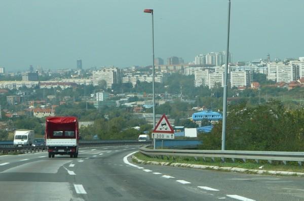 Novi Beograd autrement ; visiter Belgrade au-delà des évidences 2