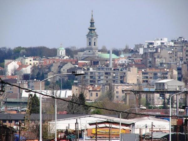 Novi Beograd autrement ; visiter Belgrade au-delà des évidences 36