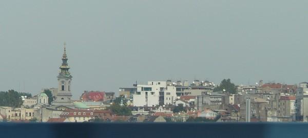 Novi Beograd autrement ; visiter Belgrade au-delà des évidences 37