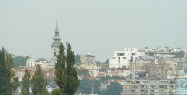 Novi Beograd autrement ; visiter Belgrade au-delà des évidences 35