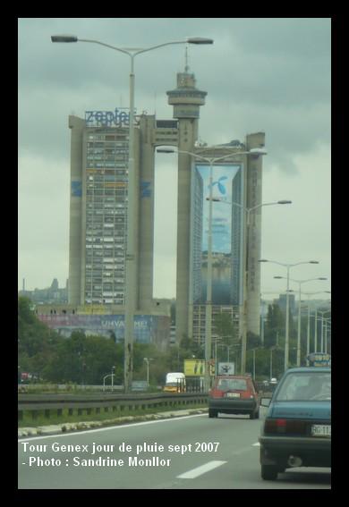 Novi Beograd autrement ; visiter Belgrade au-delà des évidences 7