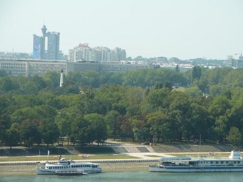 Novi Beograd autrement ; visiter Belgrade au-delà des évidences 57