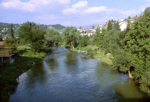 Visiter Bihac et sa rivière Una en Krajina en Bosnie Herzégovine 19