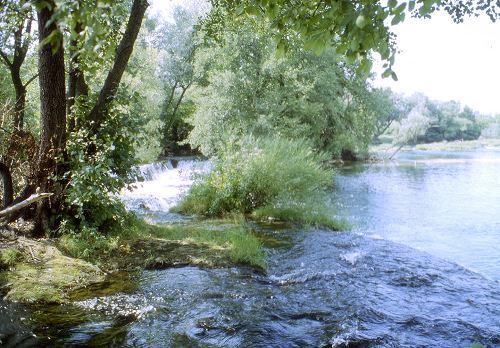 Visiter Bihac et sa rivière Una en Krajina en Bosnie Herzégovine 20