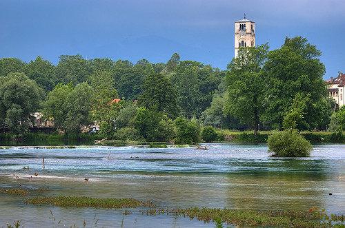 Visiter Bihac et sa rivière Una en Krajina en Bosnie Herzégovine 1