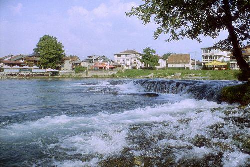 Visiter Bihac et sa rivière Una en Krajina en Bosnie Herzégovine 3