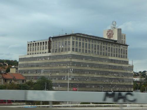 Novi Beograd autrement ; visiter Belgrade au-delà des évidences 42