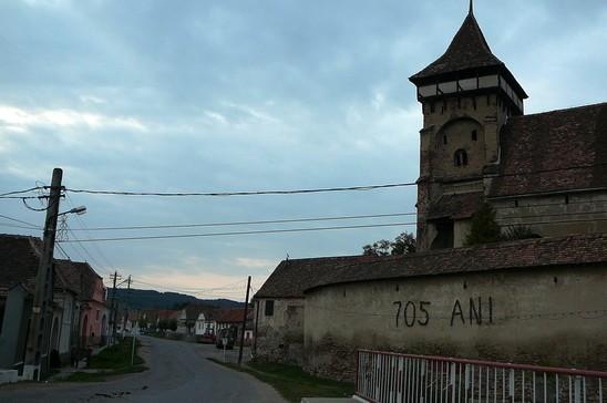 Valea Viilor ; village saxon et église fortifiée de Transylvanie 10
