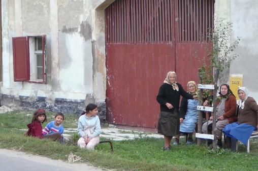 Valea Viilor ; village saxon et église fortifiée de Transylvanie 8