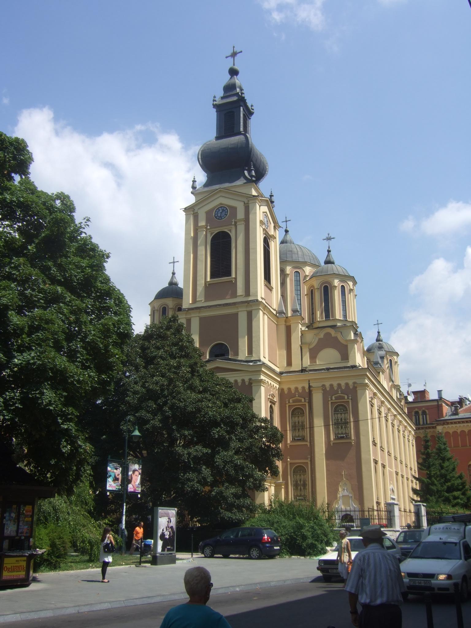 Visiter Sarajevo ; ville multiple au carrefour des cultures et religions en Bosnie 6