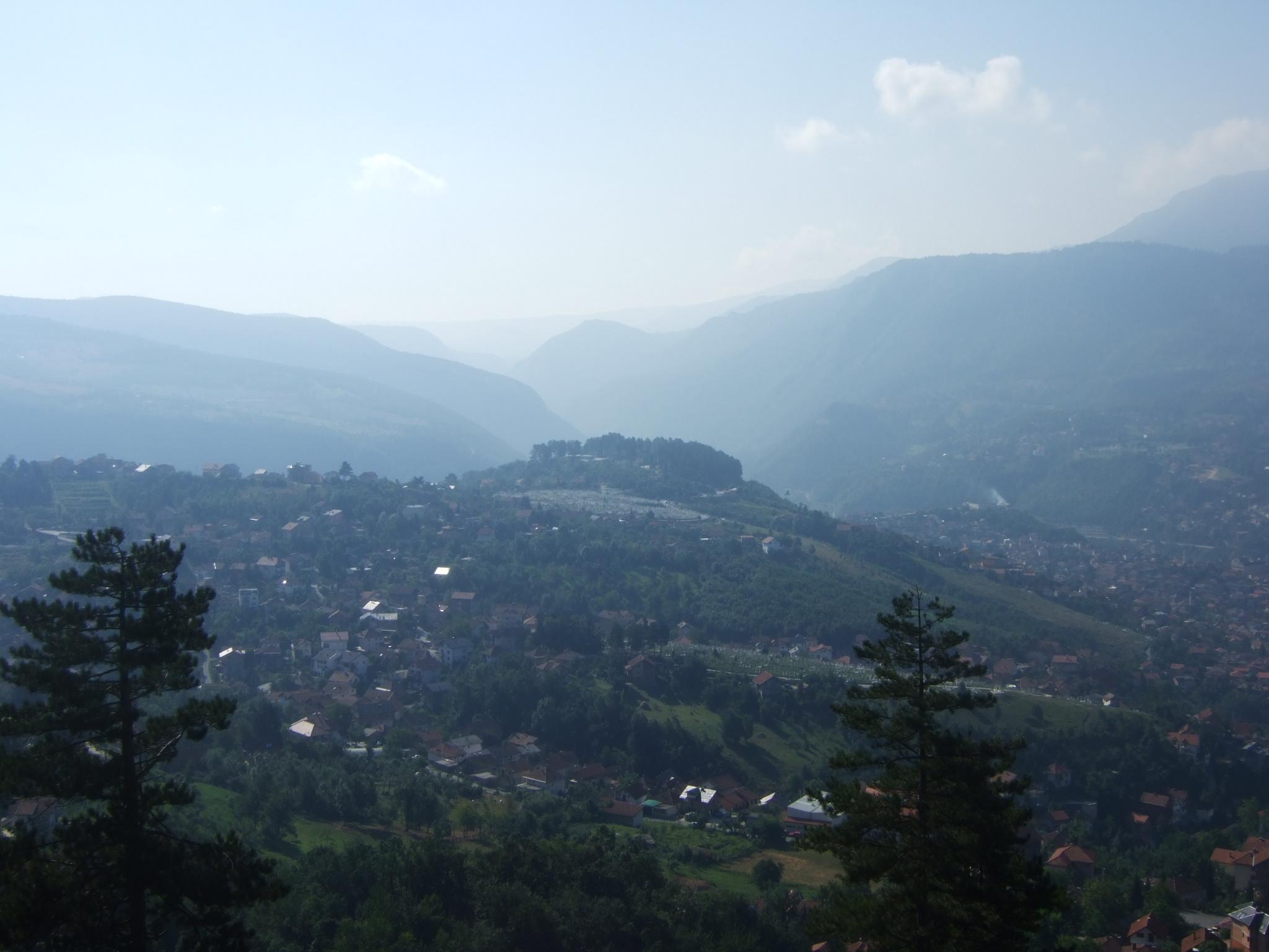 Les Balkans en autostop ; un été entre Croatie, Bosnie Herzegovine et Serbie 10