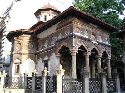 Guide Bucarest - De la Bucuresti historique à la Bucarest de demain... 1