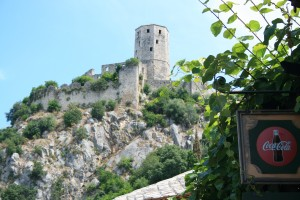 pocitelj village de Bosnie herzégovine
