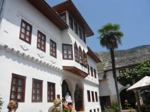 Mostar maison de style ottoman