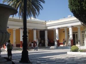 Guide Corfou - Achilleon palais de Sissi, prenez l'audioguide! 1