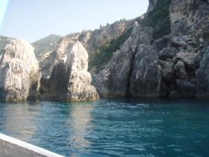 Corfou ; ile grecque enchanteresse, mais pas en Août! 1