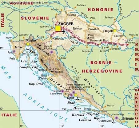 Tout ce qu'il faut savoir sur la Croatie quand on est touriste! 3