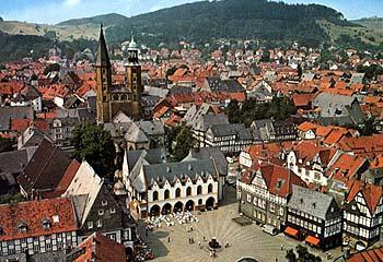 Rammelsberg et Goslar ; la mine, le musée et la vieille ville (Tourisme Allemagne) 2