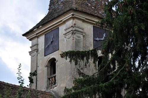 Nochrich (Leschkirch) ; village saxon et église fortifiée de Transylvanie 5