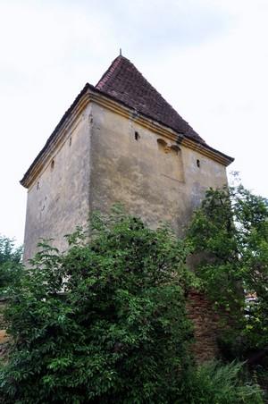 Nochrich (Leschkirch) ; village saxon et église fortifiée de Transylvanie 3