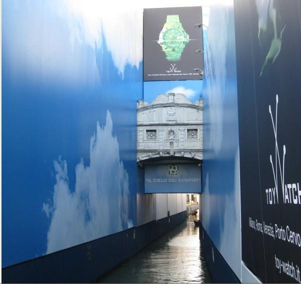 Venise confrontée à la dégradation de son patrimoine 3