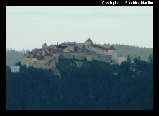 Château de Rasnov près de Brasov (Tourisme Transylvanie, Roumanie) 3