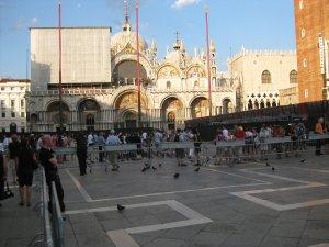Venise confrontée à la dégradation de son patrimoine