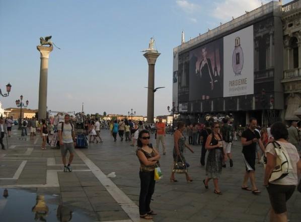 Venise confrontée à la dégradation de son patrimoine 4