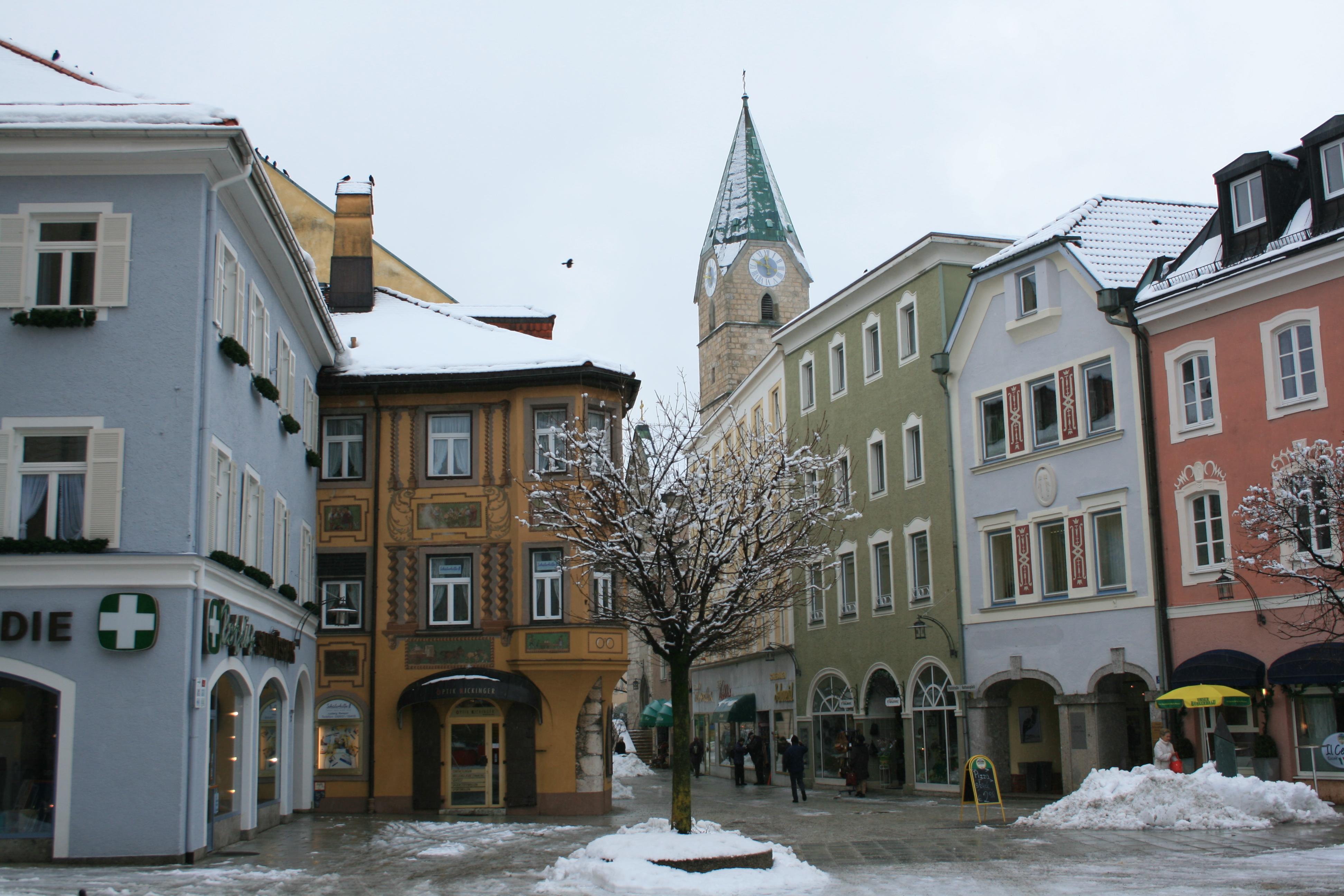 La bavi re en hiver et en photos ideoz voyages - Office de tourisme munich ...