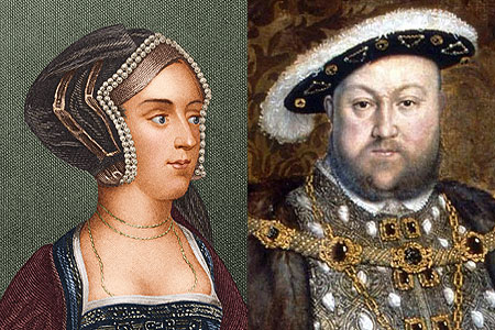 Anne boleyn la disgrâce de la 2ème épouse d'henry viii