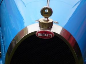 Festival Bugatti des anciennes voitures à Molsheim en Alsace 1