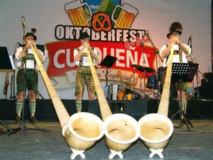 La Bavière, Munich et Oktoberfest, la fête de la bière de Munich 14