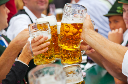 Fete de la biere Munich Muenchen Oktoberfest