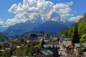 berchtesgaden baviere
