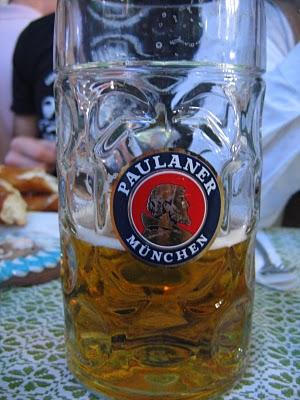 massbier paulaner fete de la biere munich Oktoberfest