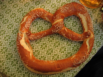 bretzel oktoberfest