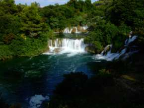 parc national krka chutes