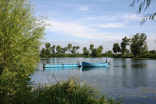 Tourisme Ukraine - Gola Pristan, charme provincial sur le delta du Dniepr 1