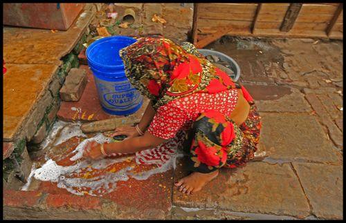 Société indienne - Le prix d'une femme 1